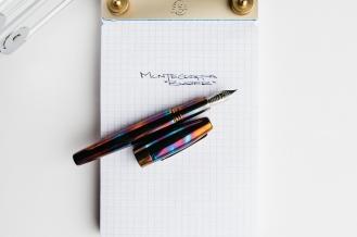 Montegrappa Blazer Fountain Pen Review-11