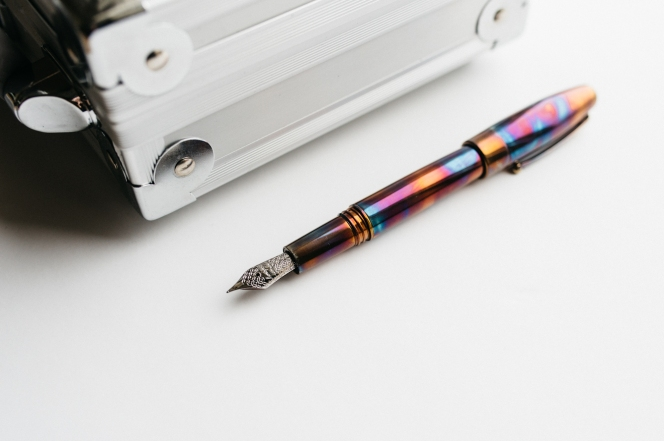 Montegrappa Blazer Fountain Pen Review-6