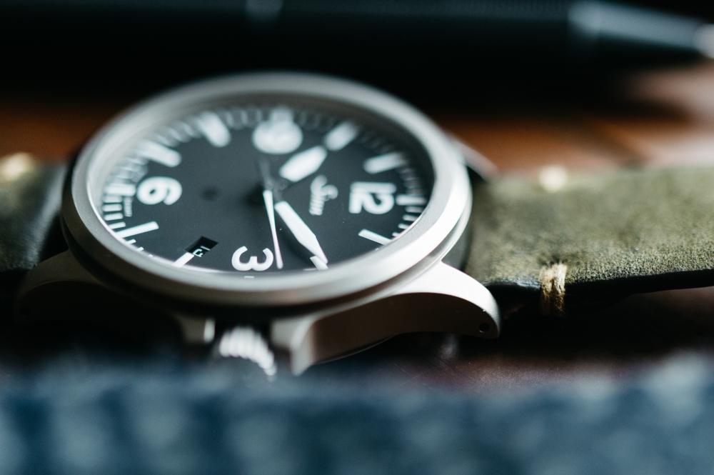 Sinn 856 Tegimented Non UTC Watch Review-10