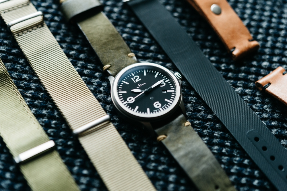 Sinn 856 Tegimented Non UTC Watch Review-14