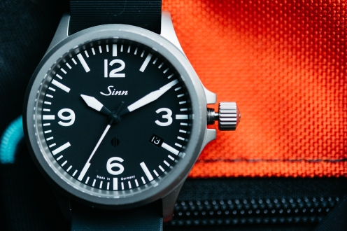 Sinn 856 Tegimented Non UTC Watch Review-19