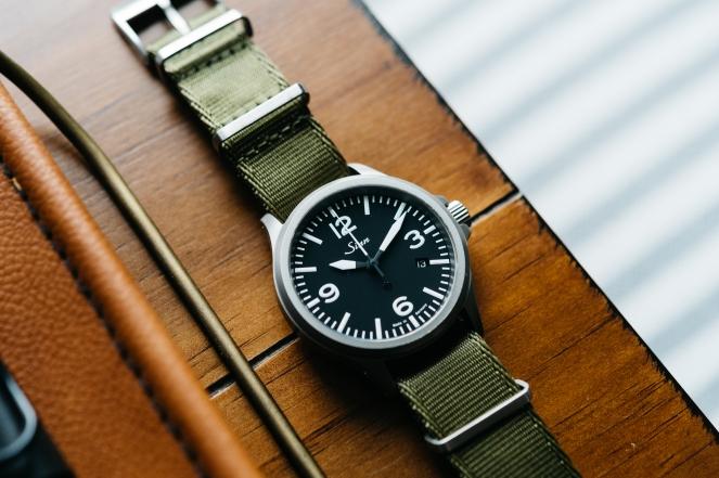 Sinn 856 Tegimented Non UTC Watch Review-2
