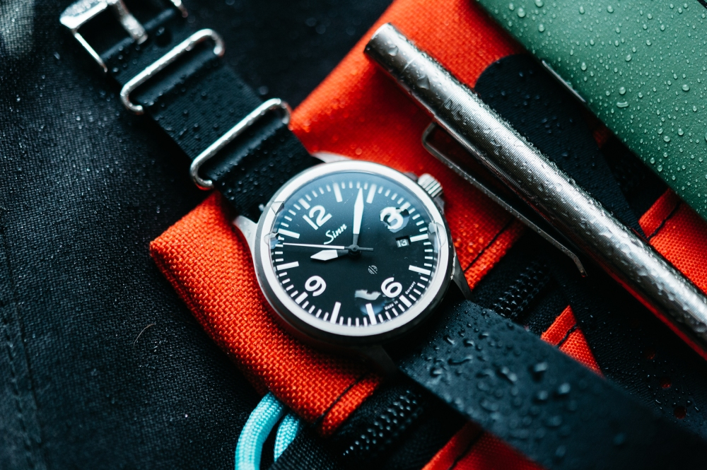 Sinn 856 Tegimented Non UTC Watch Review-20