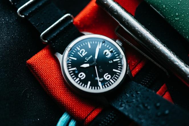 Sinn 856 Tegimented Non UTC Watch Review-21