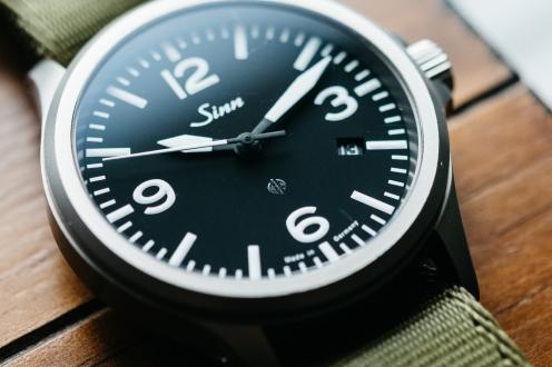 Sinn 856 Tegimented Non UTC Watch Review-3