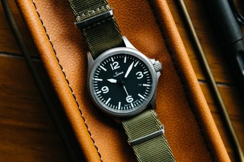 Sinn 856 Tegimented Non UTC Watch Review-4