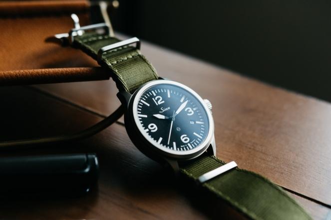 Sinn 856 Tegimented Non UTC Watch Review-7