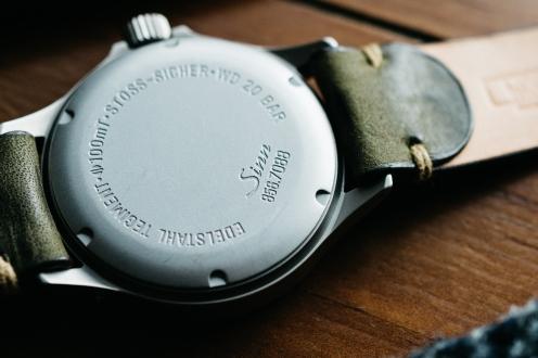 Sinn 856 Tegimented Non UTC Watch Review-9